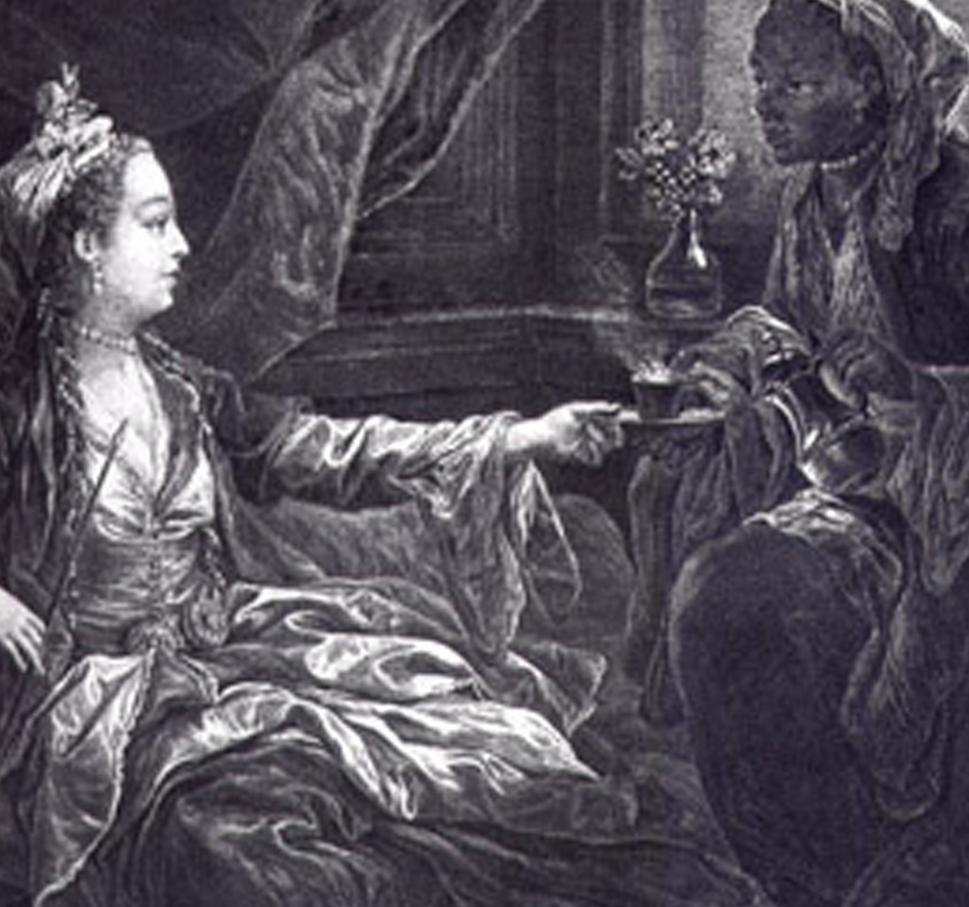 Madame De Pompadoure