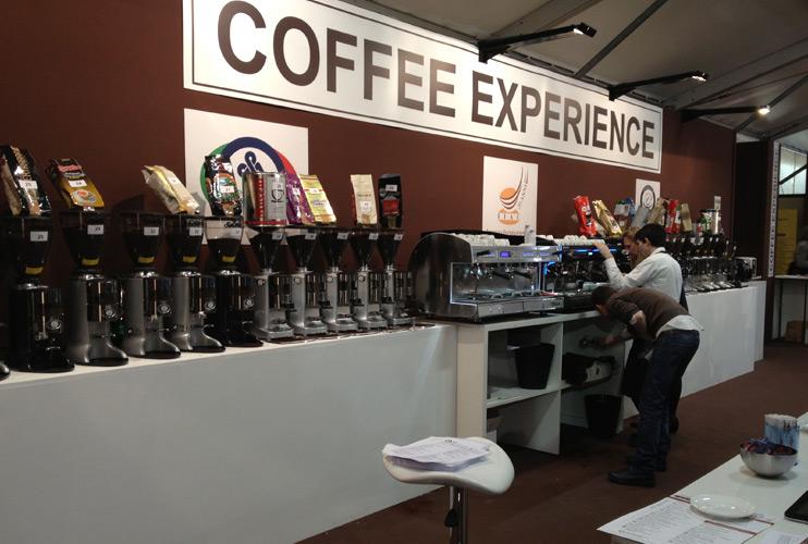 coffee experience