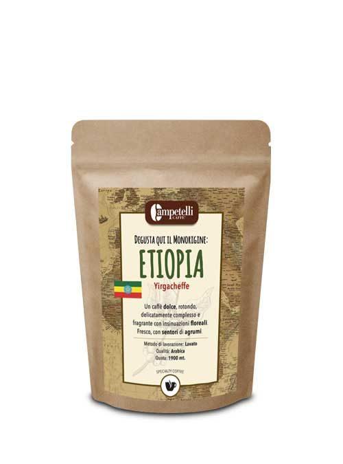 caffè monorigine etiopia