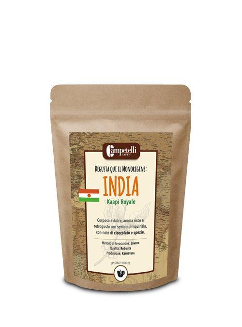 caffè monorigine india