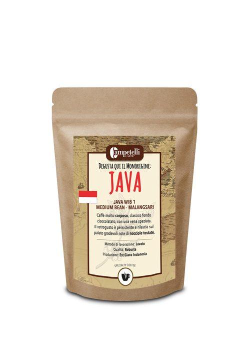 caffè monorigine java