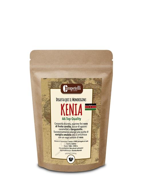 caffè monorigine kenia
