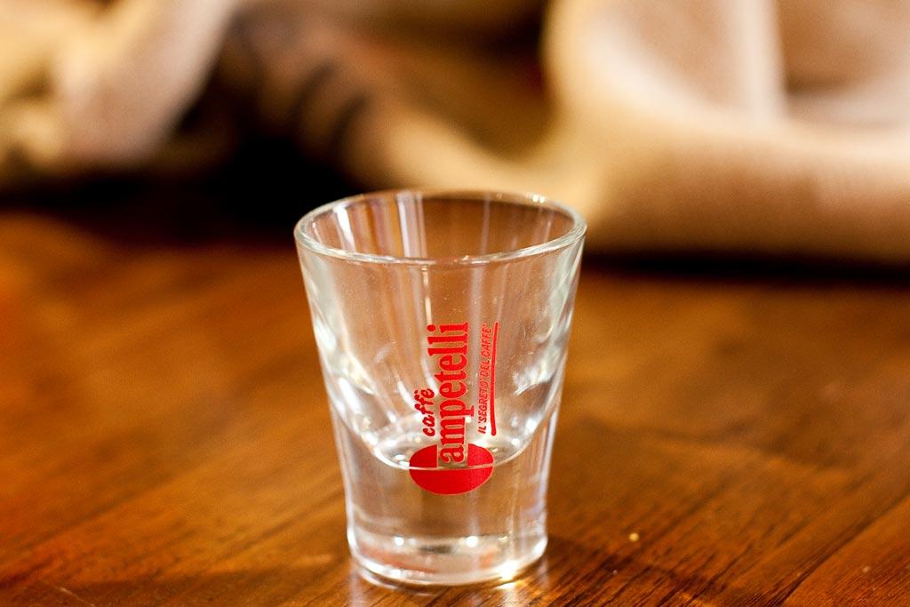 bicchiere vetro Campetelli