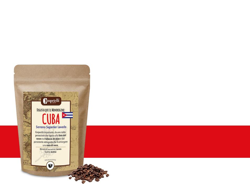 caffè monorigine cuba