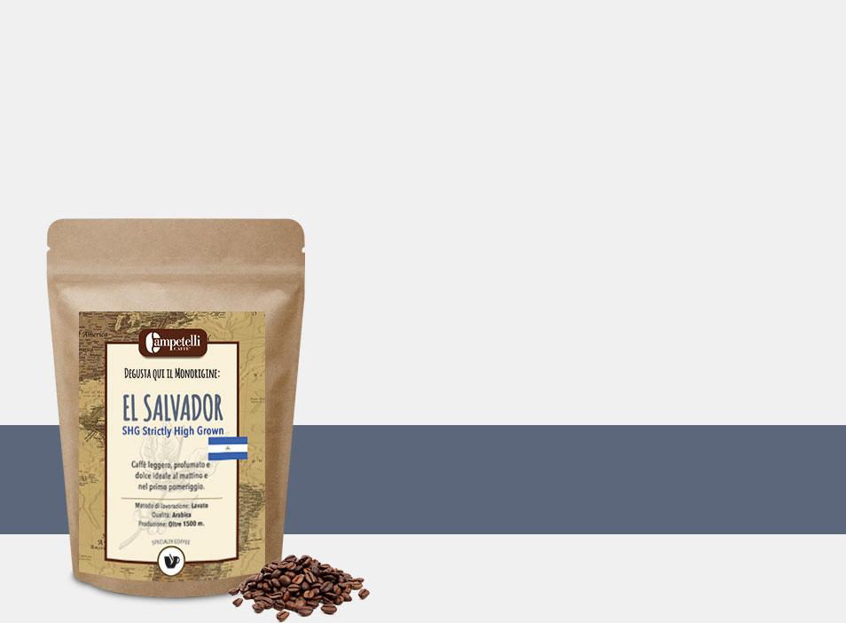 caffè monorigine el salvador