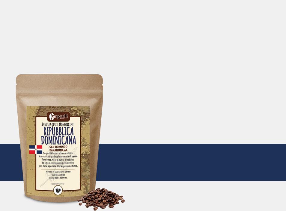 caffè monorigine repubblica dominicana